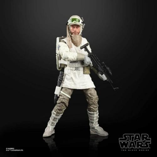 Star Wars Black Series Rebel Trooper (Hoth) (Episode V) 15 cm 2020 Wave 4 mozgatható figura
