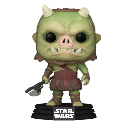 PoP! Movies Star Wars The Mandalorian POP! Gamorrean Fighter figura 9 cm