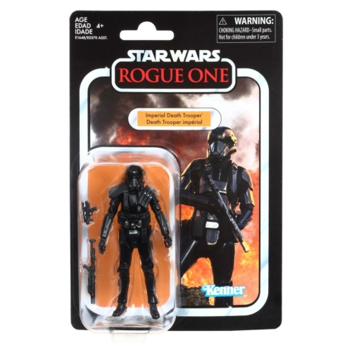 Star Wars Rouge One Vintage Collection Imperial Death Trooper mozgatható retro figura
