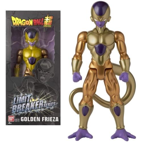 Dragon Ball Super Limit Breaker series Golden Frieza nagyméretű mozgatható figura 30 cm