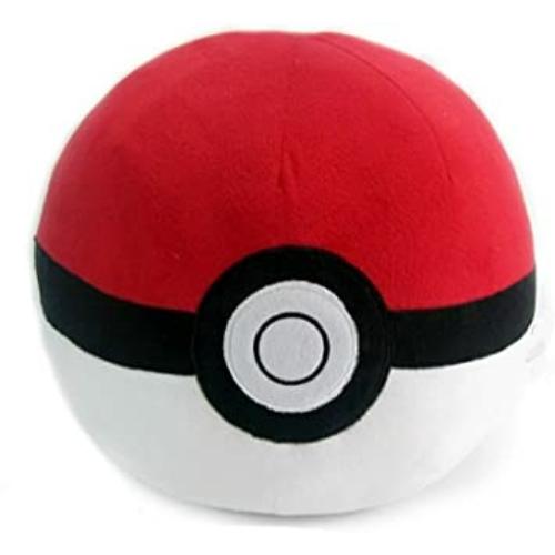 Pokemon Pokeball plüss pokelabda