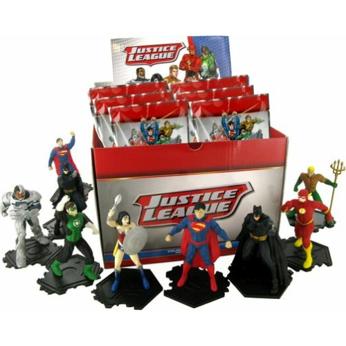 DC Comics Justice League Igazság Ligája (Comansi) mystery random figura 10 cm