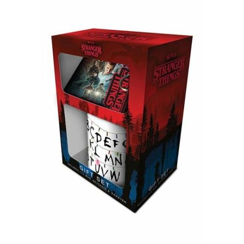 Stranger Things ajándékcsomag díszdobozban Gift Box Iconic