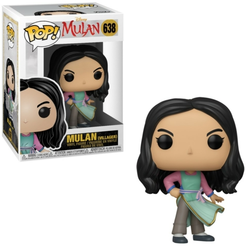PoP! Disney Mulan Mulan (Villager Version) POP!  figure 9 cm (638)