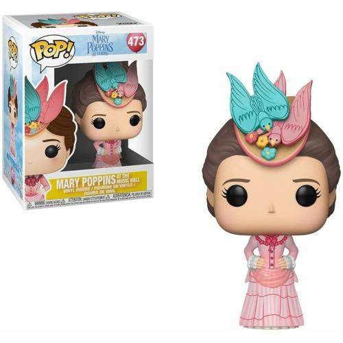 PoP! Mary Poppins Mary Pink Dress POP! figura 9 cm (473)