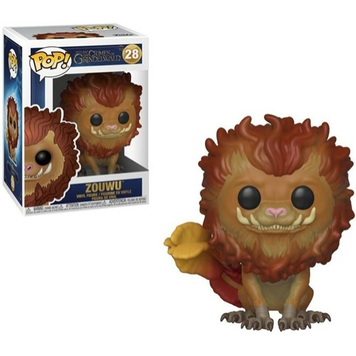 PoP! Fantastic Beasts 2 Zouwu POP! figura 9 cm