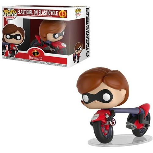 POP!  Incredibles 2 Ride Elastgirl on Elascycle POP! figura 9 cm (45)