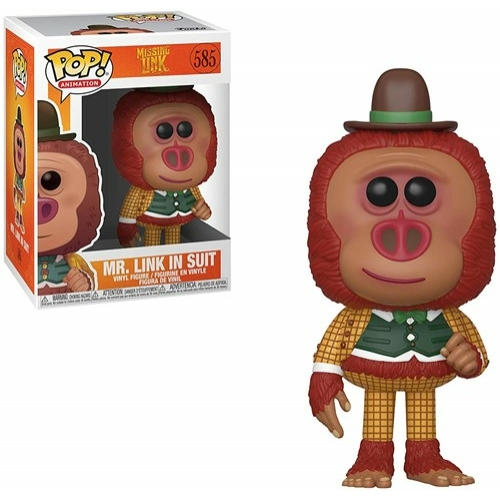 PoP! Animation Missing Link - Link in suit figura 9 cm