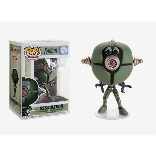 POP! Games Fallout Assaultron POP! figura 9 cm
