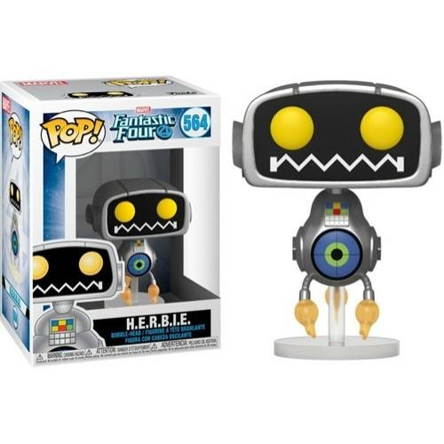 POP! Fantastic Four H.E.R.B.I.E. POP! figura 9 cm