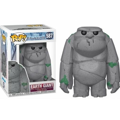 PoP! Frozen 2 Earth Giant POP! Jégvarázs Olaf figura 10 cm (587)