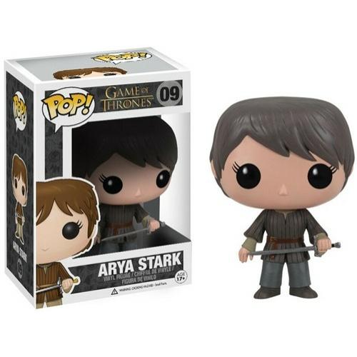 POP! Game of Thrones Arya Stark POP! figura 9 cm