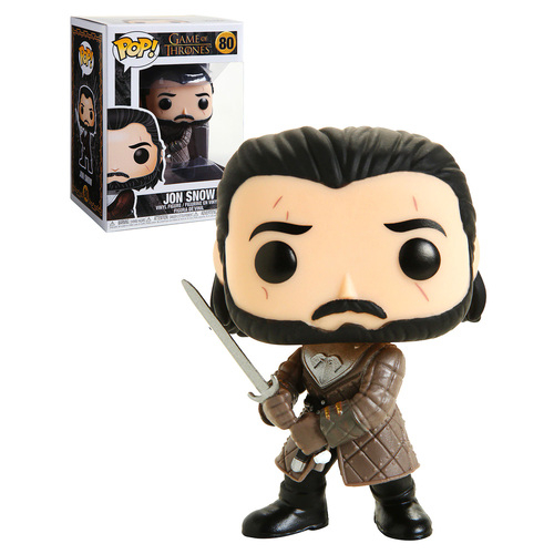 PoP! Game of Thrones Jon Snow Season 8 POP! figura 9 cm