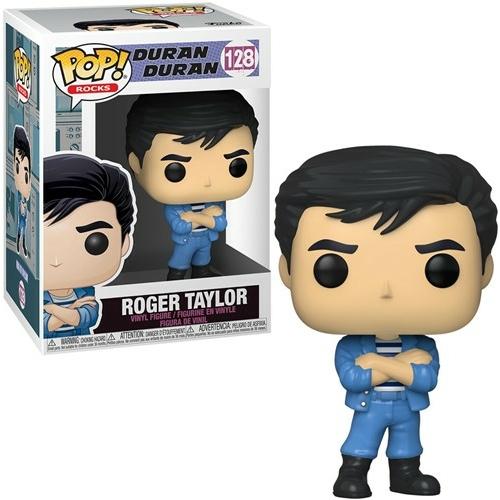 POP! Rocks Duran Duran Roger Taylor POP! figura 9 cm