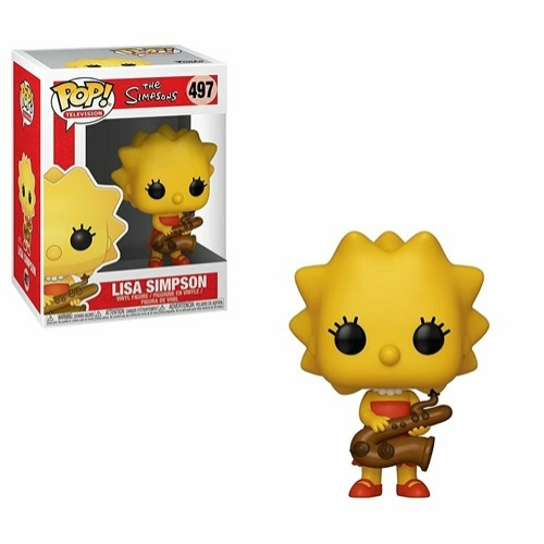 POP! The Simpsons Lisa Simpson POP! figura 9 cm