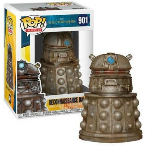 POP! TV Doctor Who Reconnaissance Dalek POP! figura 9 cm