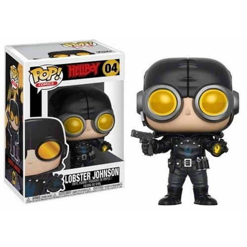POP! Comics Hellboy Lobster Johnson POP! figura 9 cm