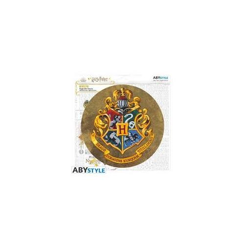 Harry Potter Hogwarts logo flexi egérpad 21.5 cm átmérő