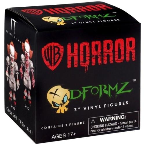 D-Formz gyűjthető horror mystery figurák 8 cm