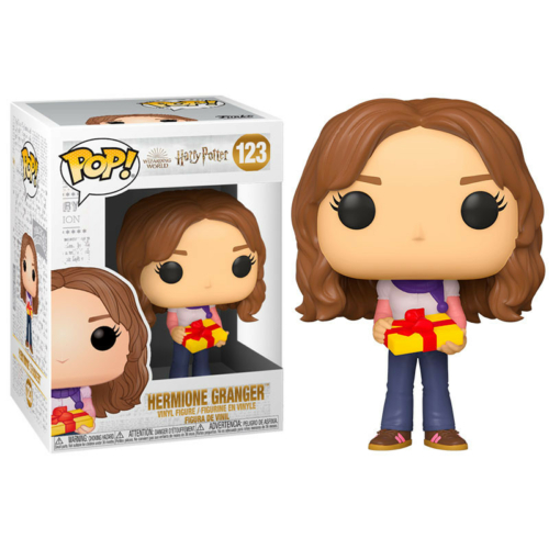POP!  HARRY POTTER Holiday Hermione Granger figura 9 cm