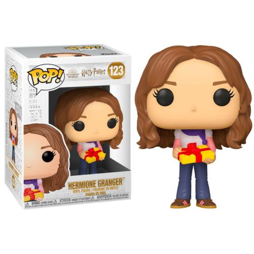 POP!  HARRY POTTER Holiday Hermione Granger figura 9 cm