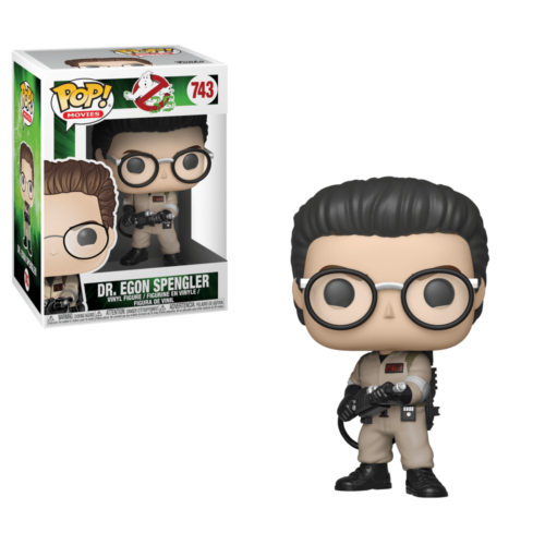 POP! Ghostbusters Szellemírtók Dr. Egon Spengler POP!  figura 9 cm