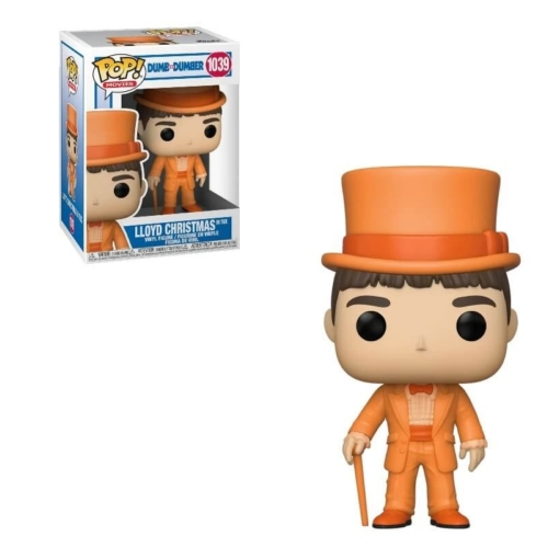 POP! Dumb and Dumber Movies Lloyd Christmas (Jim Carrey) in Tux figura 9 cm