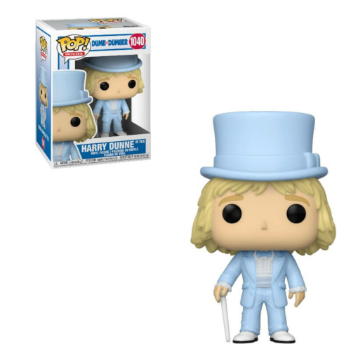 POP! Dumb and Dumber Movies Harry Dunne (Jeff Daniels) in Tux figura 9 cm