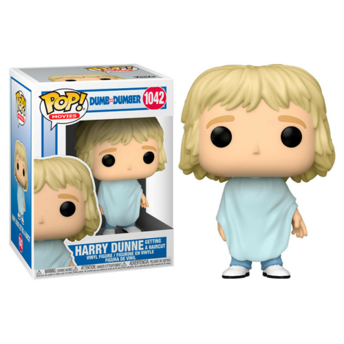 POP! Dumb and Dumber Movies Harry Dunne (Jeff Daniels) getting a haircut figura 9 cm