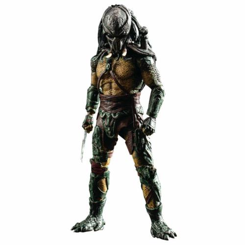 PREDATORS Action Figure 1/18 Tracker Predator Previews Exclusive figura 11 cm