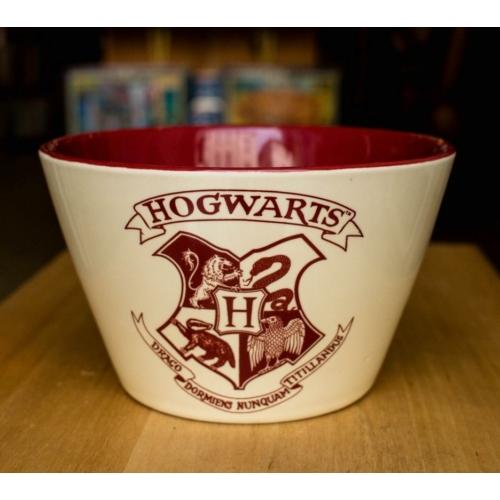 HARRY POTTER Hogwarts Crest reggeli műzlis tál