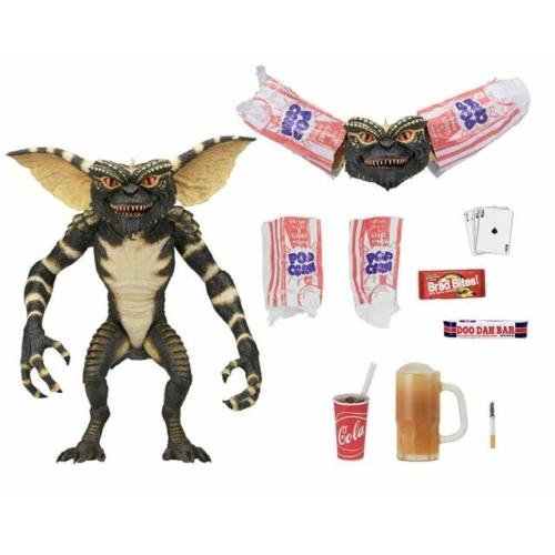 Ultimate NECA Gremlins / Szörnyecskék - Ultimate Gremlin figura kiegészítőkkel, nyitható szájjal és extra-mozgatható végtagokkal 18 cm