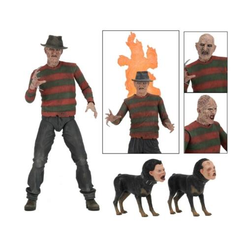 Freddy Krueger Ultimate NECA Nightmare on Elm Street figura 18 cm