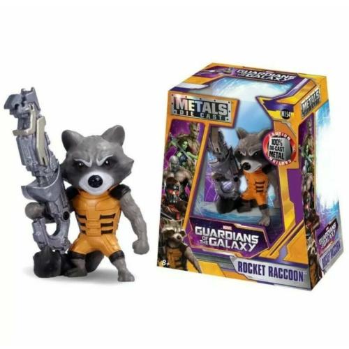 GUARDIANS OF THE GALAXY - Rocket Raccoon Metals Die cast figura