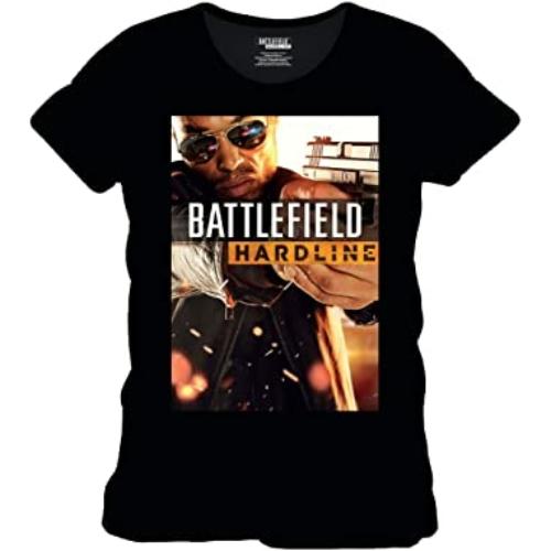 Battlefield Hardline póló L