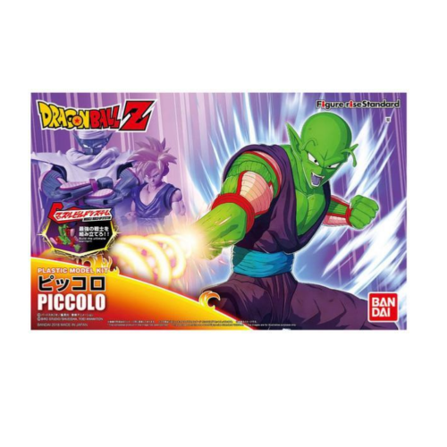 BANDAI Dragon Ball Z Figure rise standard Piccolo összerakható modell figura