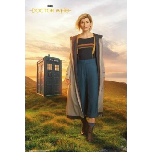 Doctor Who 13 th Doctor poszter FP4636 61 x 91,5