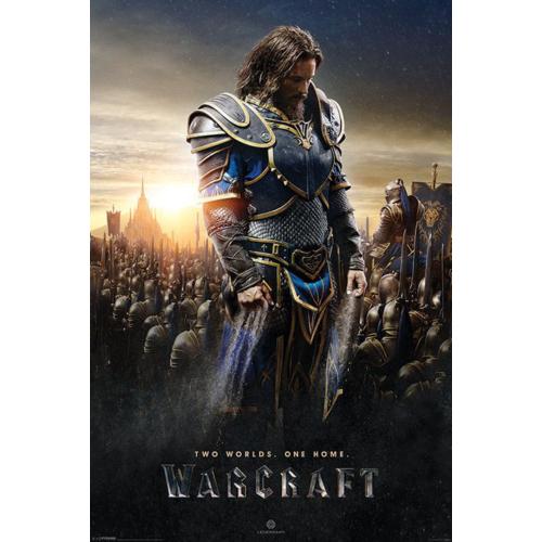 Warcraft movie Lothar poszter 61 x 91,5 cm PP33705