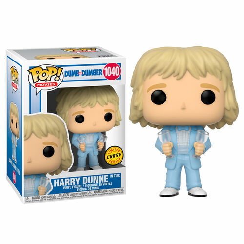 Dumb and Dumber Harry Dunne in Tux Chase LIMITED EDITION POP figura
