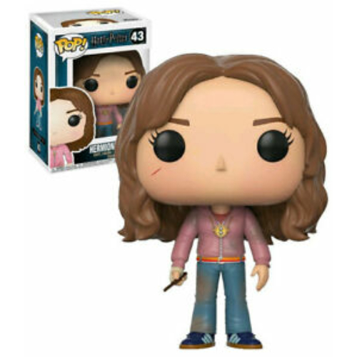 POP!  Movies HARRY POTTER Hermione with Time Turner figura 9 cm