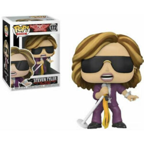 POP! Rocks Aerosmith Steven Tyler figura 9 cm