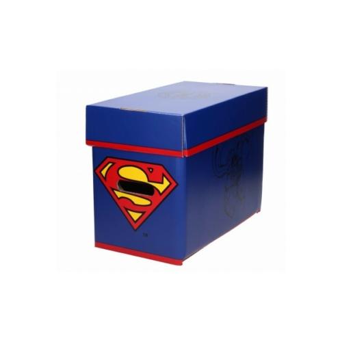 DC Comics Superman képregénytároló doboz 40 x 21 x 30 cm