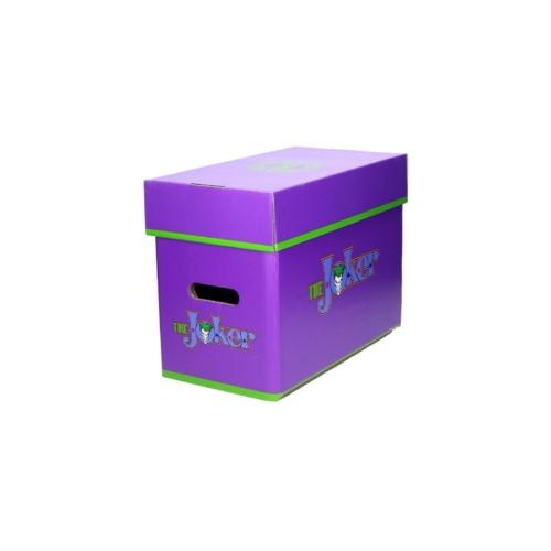 DC Comics Joker képregénytároló doboz 40 x 21 x 30 cm