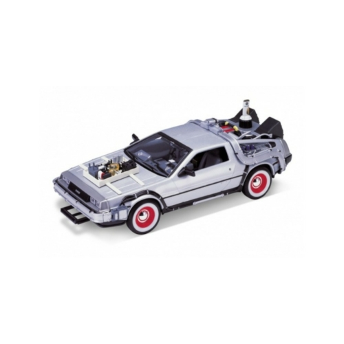 BACK TO THE FUTURE III Vissza a Jövőbe III Diecast Modell 1/24 ´81 DeLorean LK Coupe 18 m