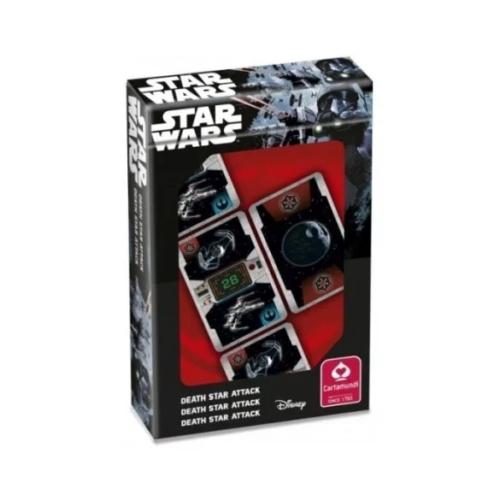 Star Wars Death Star Attack játékkártya