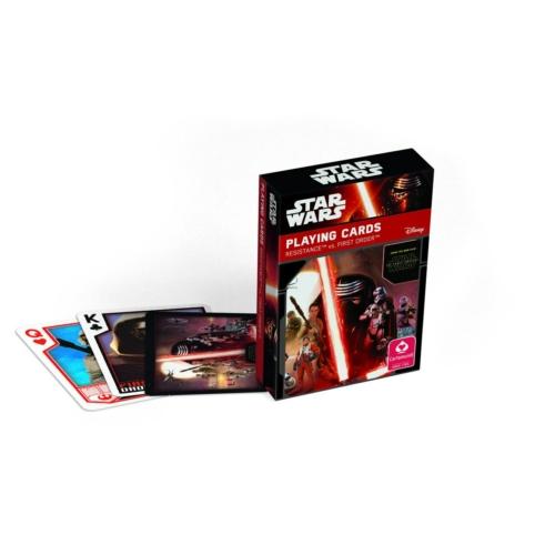 Star Wars Force Awakens játék kártya