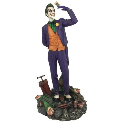 DC Comic Gallery PVC Diorama The Joker szobor 23 cm