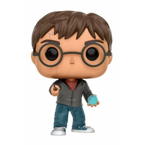 POP!  Movies HARRY POTTER Harry With Prophecy figura 9 cm