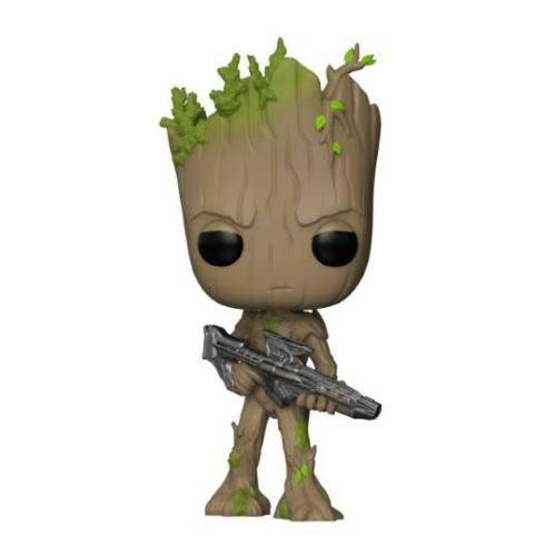 POP!  Movies Avengers Infinity War Groot  figura 9 cm