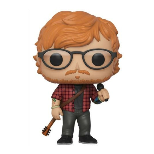 PoP! Rocks Ed Sheeran figura 9 cm